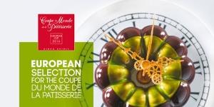 Imagen de Los 8 países que competirán en la eliminatoria europea para la Coupe du Monde de la Pâtisserie