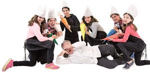 """Imagen de """"La cocina de Peter Pan"""". Recetas de pastelería de Christian Escribà para niños"""