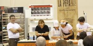 Imagen de Grandes panaderos españoles en el espacio #pandeverdad de Gastrónoma 2016