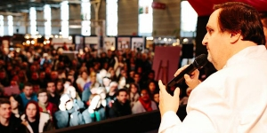 Imagen de El Salon du Chocolat de París 2016 recibe a 107.500 visitantes