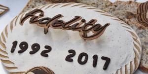 Imagen de Bon Llevat celebra su 25 aniversario con Fidelity
