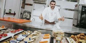 Imagen de ITEPPA despide el 2017 con la pastelería salada y los panettones de Jose Romero