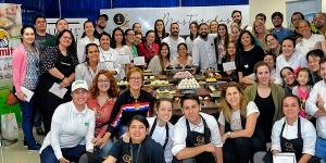 Imagen de La primera edición de Infusión Paraguay convence a los pasteleros