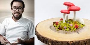 Imagen de El español Jesús Escalera, Latin America's Best Pastry Chef Award 2018