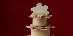 Imagen de Santa is crunchy. 10 creaciones pasteleras para sorprender estas navidades