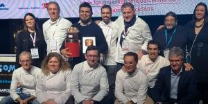 Imagen de Ton Cortés, inesperado ganador del Mejor Panettone de España 2019