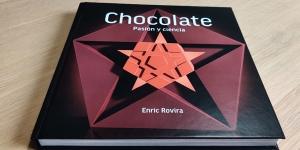 Imagen de Chocolate. Pasión y ciencia, el nuevo libro de Enric Rovira