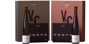 Imagen de Oriol Balaguer crea chocolates inspirados en dos vinos inéditos de la bodega Abadía Retuerta
