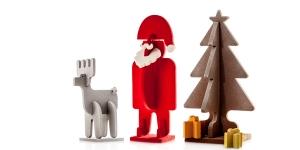 Imagen de Puzzle 3D navideño de chocolate de Josep Maria Ribé e Ingrid Picanyol
