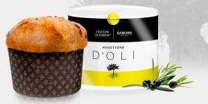 Imagen de Miquel Saborit crea el primer panettone con aceite de oliva virgen extra