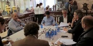 Imagen de Historia del cine, tema del XVII Concurso de Figuras de Chocolate
