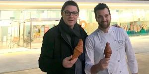 Imagen de Más de 200 croissants artesanos para los niños del Hospital Sant Joan de Déu