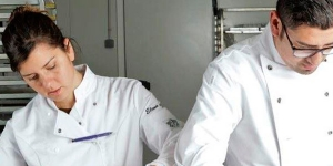 Imagen de Bee Chef Online School, la escuela de pastelería online de Hans Ovando y Elena Adell