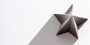 Imagen de El abeto estrella de chocolate de Enric Monzonis