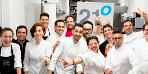 Imagen de El colectivo 21 Brix explora las posibilidades pasteleras del Food Truck