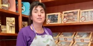 Imagen de Rocío Gil, nueva presidenta de los pasteleros segovianos