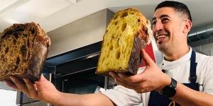 Imagen de Bee Chef lanza un panettone solidario
