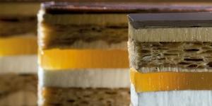 Imagen de Milhojas de praliné de avellana de Paco Torreblanca