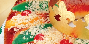 Imagen de Más roscones de Reyes en Catalunya, pero en formato pequeño