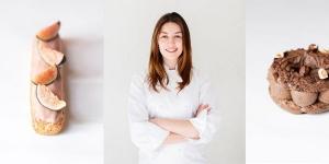 Imagen de Sofía Cortina, Latin America's Best Pastry Chef 2020