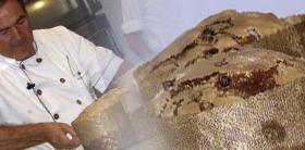 Imagen de El Panettone de aceite de oliva, nueva receta ofrecida por FEGREPPA
