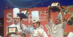 Imagen de El año de Davide Malizia, Italia se impone en el Junior de Pastelería