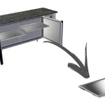Mesas frías para ganaches