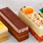 Semifríos rectangulares y cakes de todo el mundo