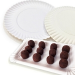 Bandejas y platos de cartón alimentario