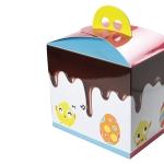 imagen de Cajas de cartón reciclado para Pascua
