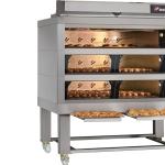 Soleo EvO con módulos de pastelería y panadería