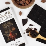 Chocolate Lindt Excellence 100% cacao