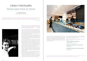 Ferran Blanch. Crisis y pastelería. pautas para mirar el futuro
