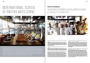 International School of Pastry Arts (ISPA). Entrevista a Paco Torreblanca