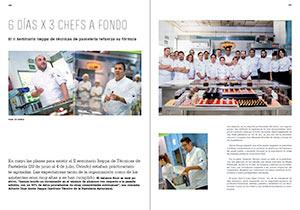 6 días x 3 chefs a fondo. El II Seminario Iteppa de técnicas de pastelería refuerza su fórmula