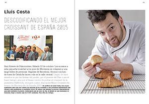 Descodificando el Mejor Croissant de España 2015.