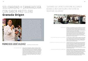 Granada Origen. Solidaridad y camaradería con sabor pastelero