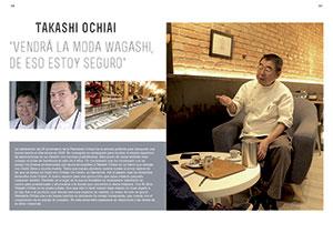 """""""Vendrá la moda wagashi, de eso estoy seguro"""""""