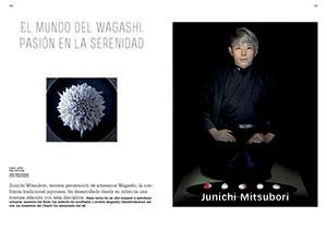 El mundo del wagashi. Pasión en la serenidad