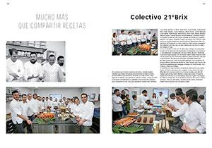 Colectivo 21ºBrix. Mucho más que compartir recetas.