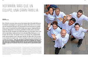 Hofmann: Más que un equipo, una gran familia