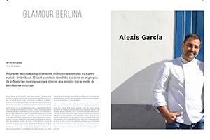 Glamour berlina