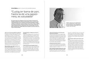 Entrevista a Arturo Blanco, asesor e impulsor de la panadería artesana