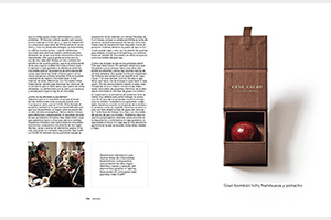Casa Cacao. Las mil notas del bean to bar