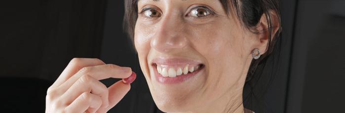 Alba Ruiz Ceamanos explora cómo los sentidos condicionan la degustación a través de tres conceptos