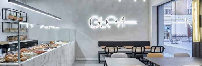 Nueva etapa de la Pastelería Glea en Murcia, la hora de tomar asiento