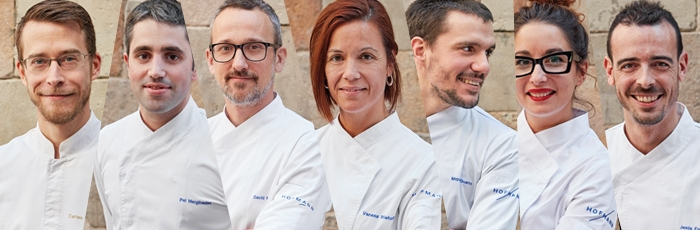 Hofmann team de pastelería temporada 2020